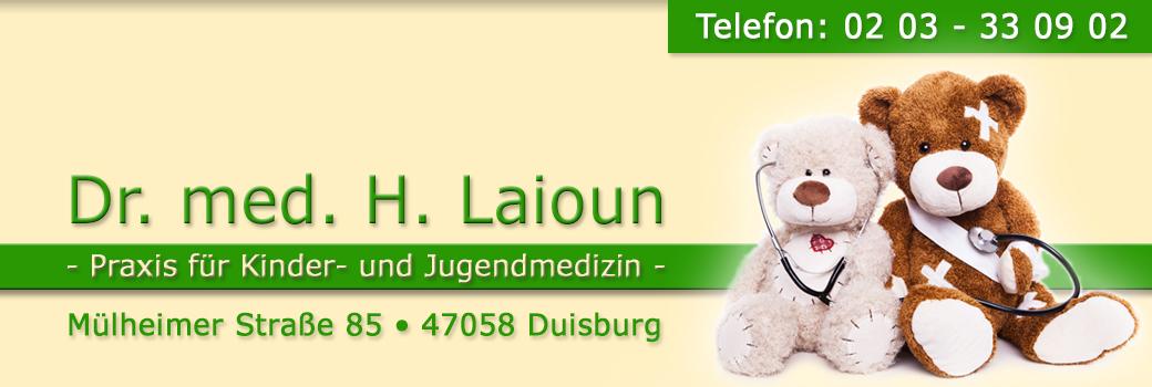 Dr. med. Hana Laioun